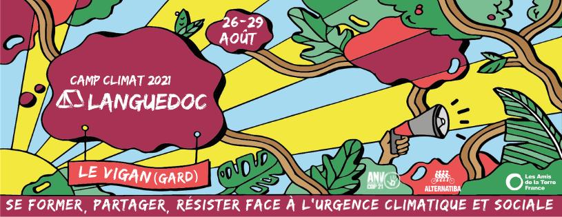 Magma joue au Camp Climat Hérault au Vigan le 29 août 2021 à 9h30
